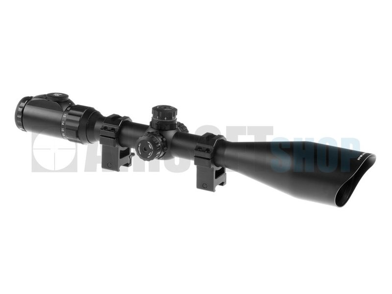 Leapers 8-32x56 30mm AOIEW Accushot Premium TS Scope