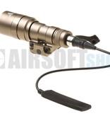 Night Evolution M300B Mini Scout Flashlight (Dark Earth)