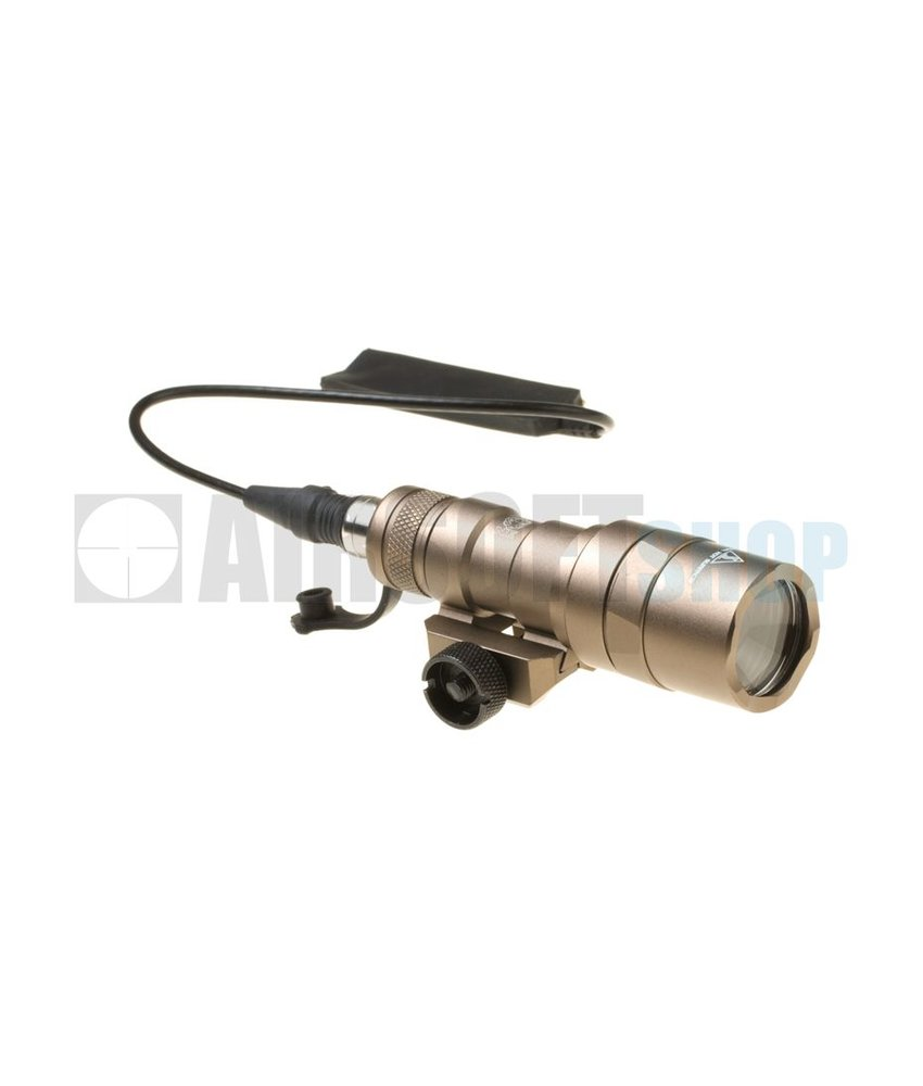 Night Evolution M300B Mini Scout Flashlight (Dark Earth)
