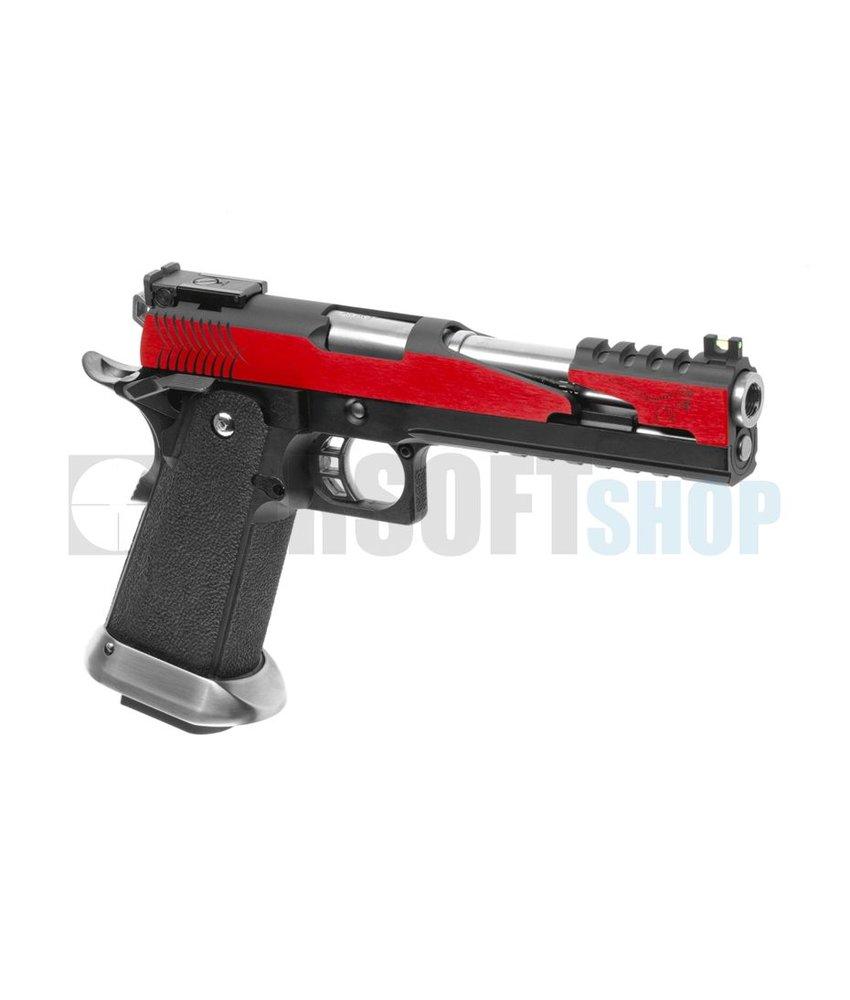 WE Hi-Capa 6 T-Rex Custom Red GBB