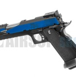 WE Hi-Capa 6 T-Rex Custom Blue GBB