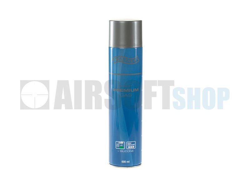 Walther Green Gas 600ml