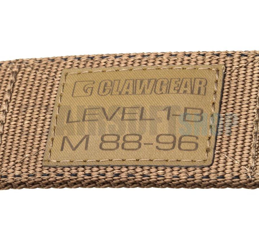 Level 1-B Belt (Coyote)