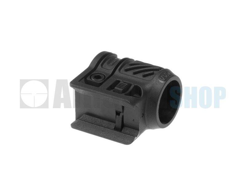 CAA Tactical Picatinny Flashlight Adaptor