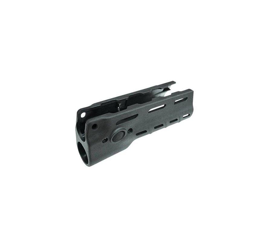 MX5 CES Tactical Flashlight Handguard (Black)