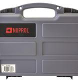 NUPROL Pistol Small Hard Case (Grey)