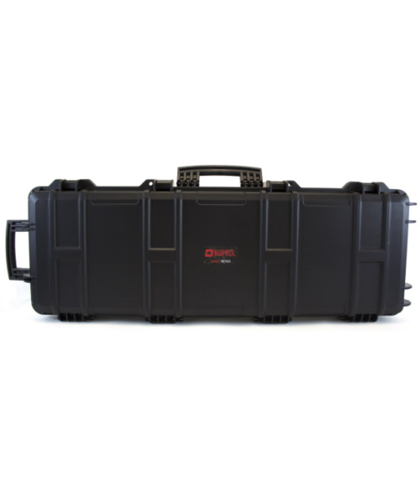 NUPROL Large Hard Case (Black) - PLUCK FOAM