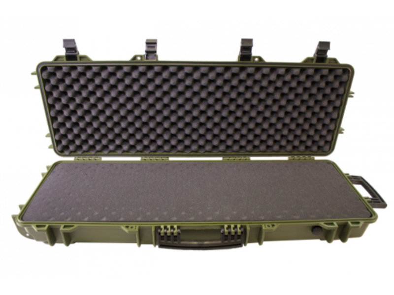 NUPROL Large Hard Case (Tan) - PLUCK FOAM