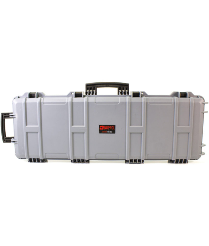 NUPROL Large Hard Case (Grey) - PLUCK FOAM