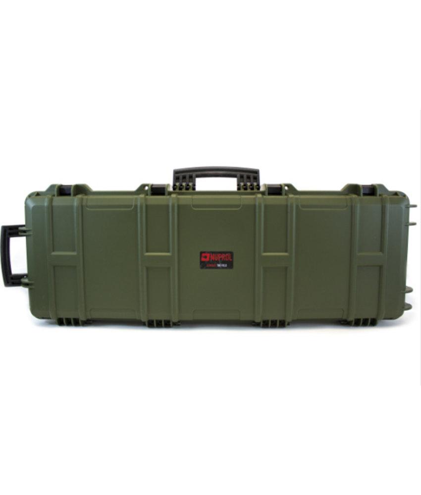 NUPROL Large Hard Case (Green) - PLUCK FOAM