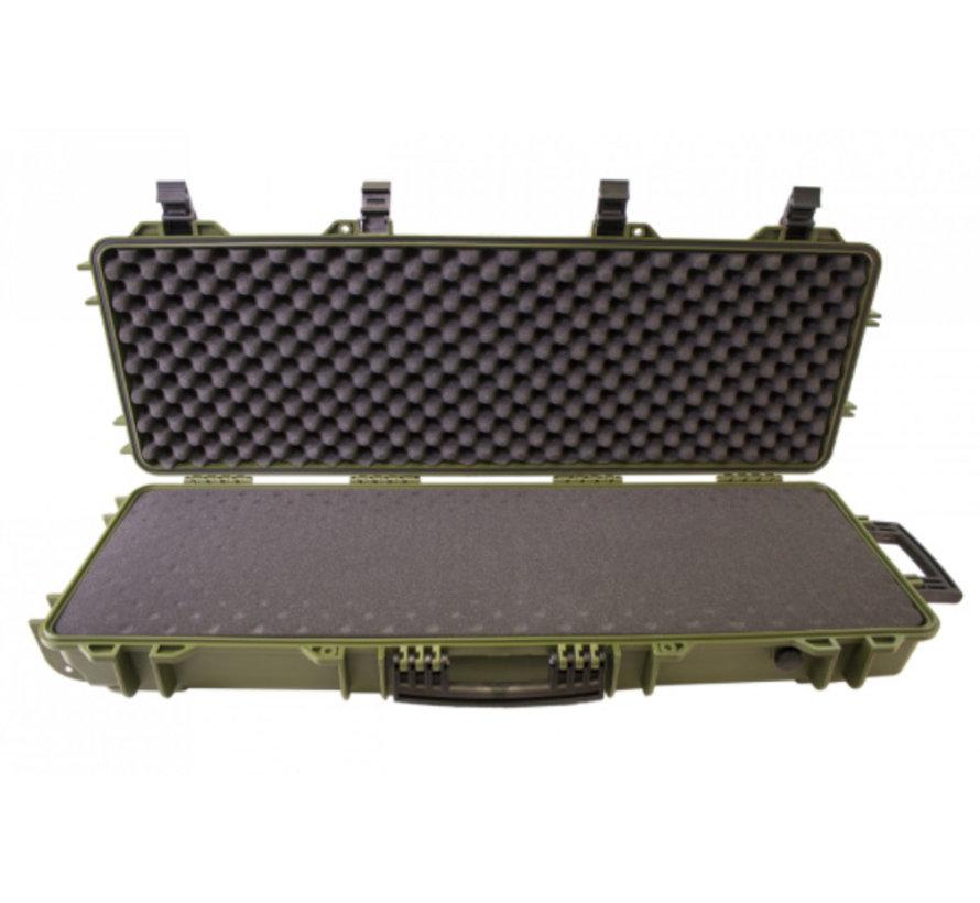 Large Hard Case (Green) - PLUCK FOAM
