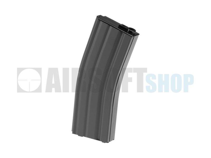 G&G M4/M16 Metal Midcap 125rds (Grey)