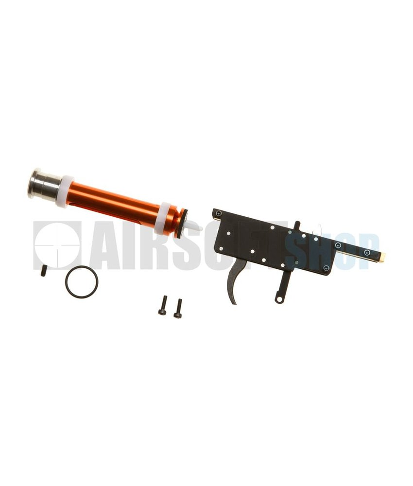 Laylax PSS10 VSR-10 Zero Trigger with High Pressure Piston ZERO