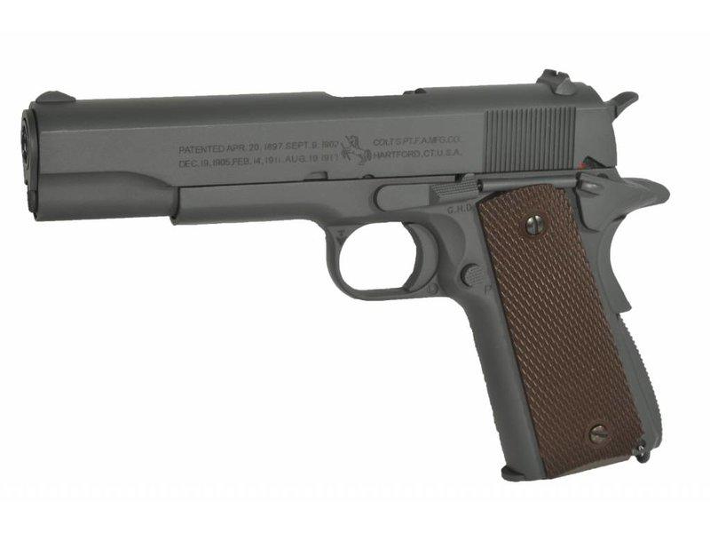Cybergun Colt 1911 100th Anniversary CO2 (Parkerized Grey)