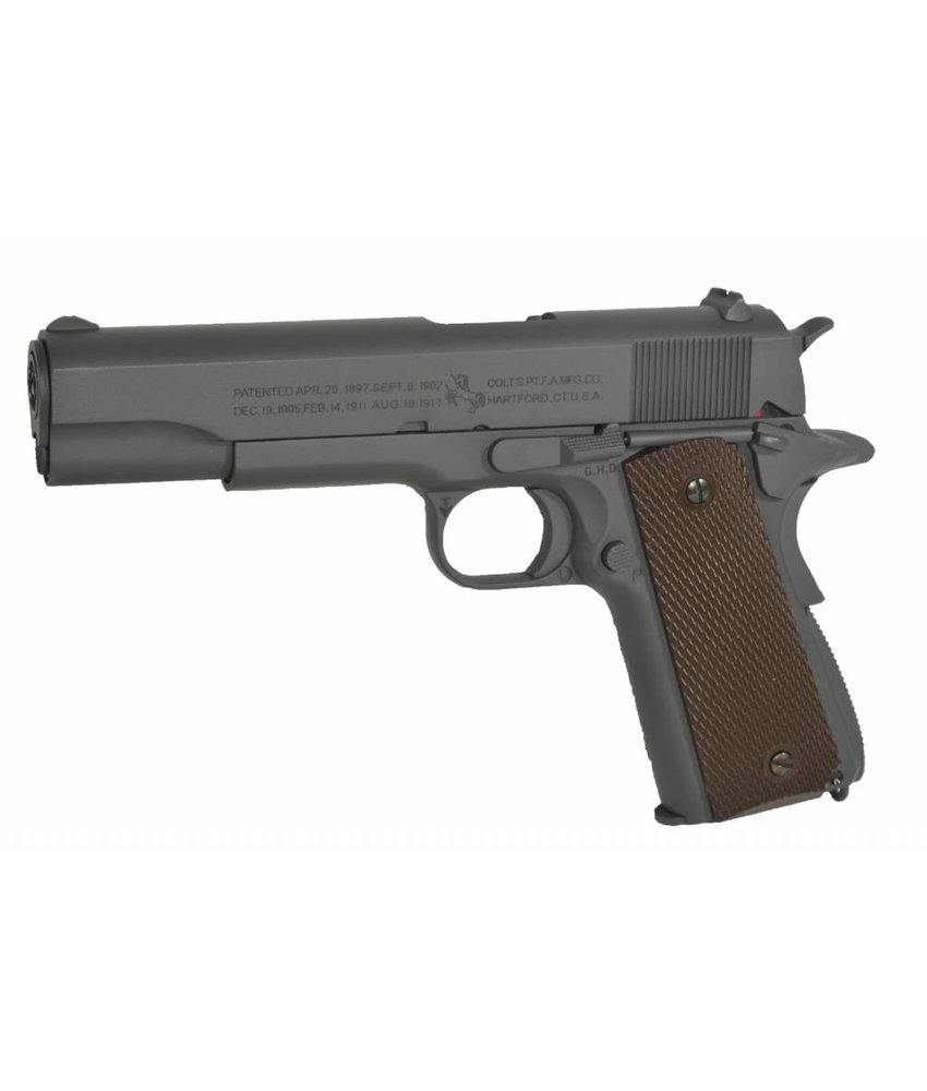 Cybergun Colt 1911 100th Anniversary CO2 (Parkerized Grey)
