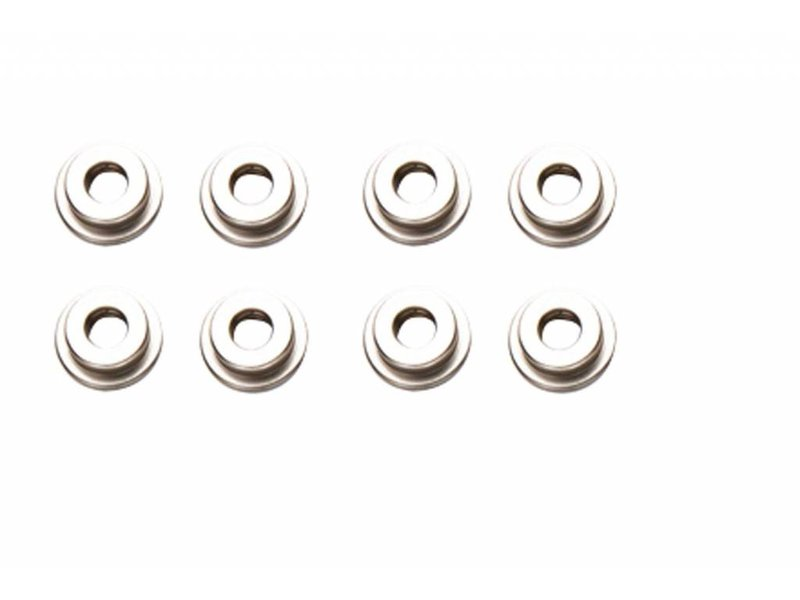 Lonex 6mm Double Groove Stainless Bushings