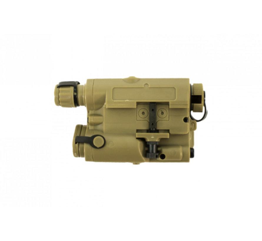 NPQ PEQ Battery Box (Tan)