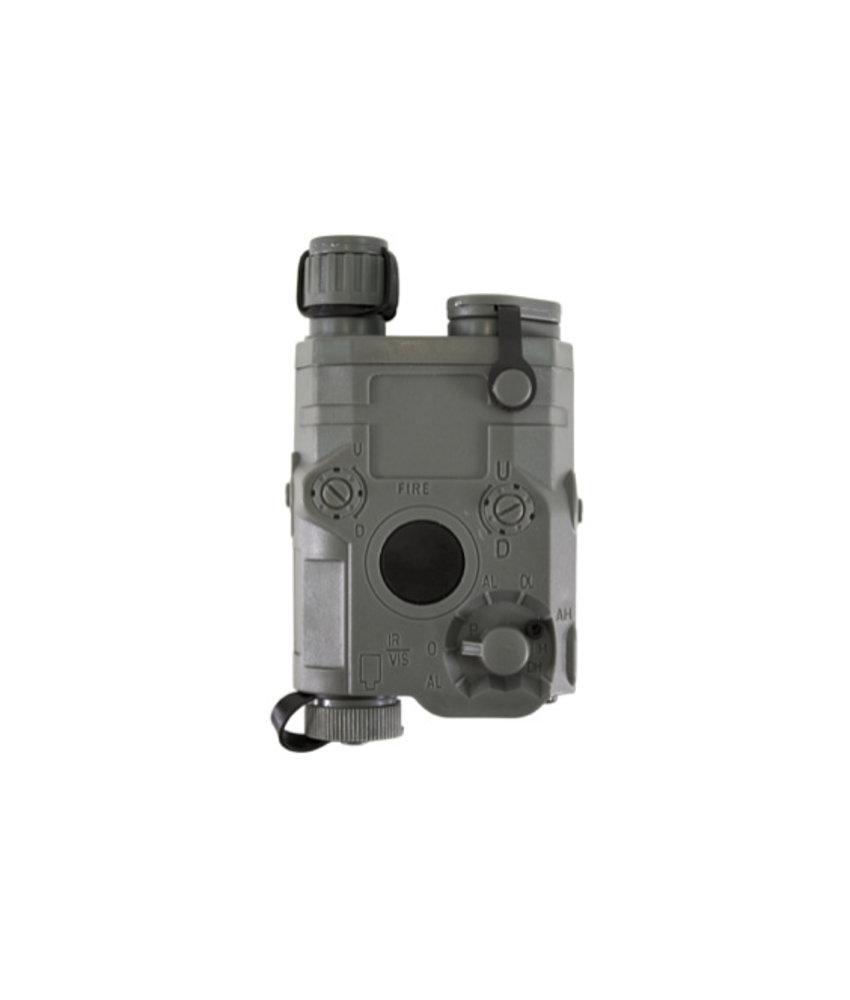 NUPROL NPQ PEQ Battery Box (Grey)