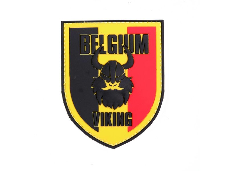 101 Inc Belgium Viking PVC Patch