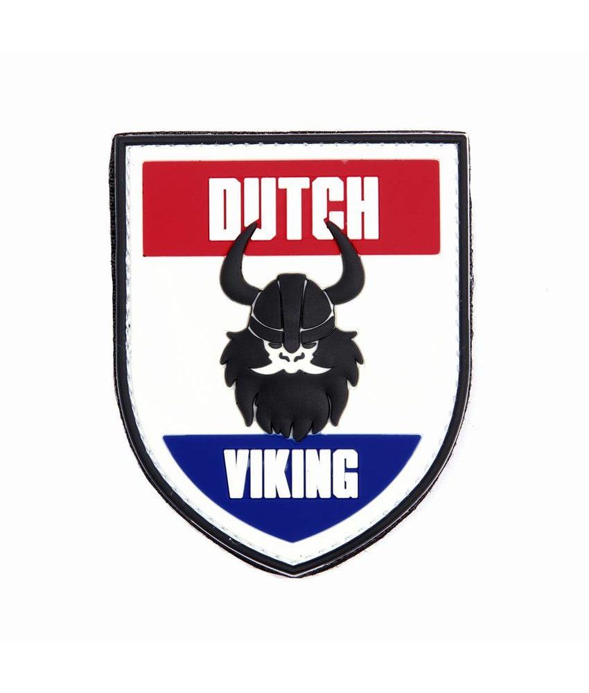 101 Inc Dutch Viking PVC Patch