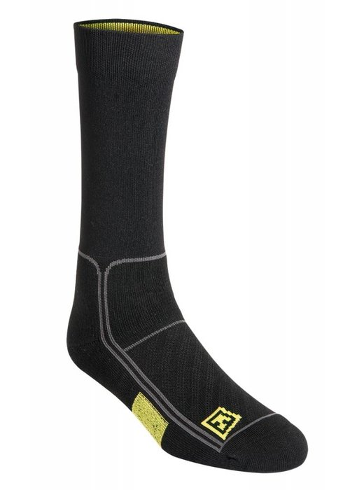 """First Tactical Performance 6"""" Socks (Black)"""
