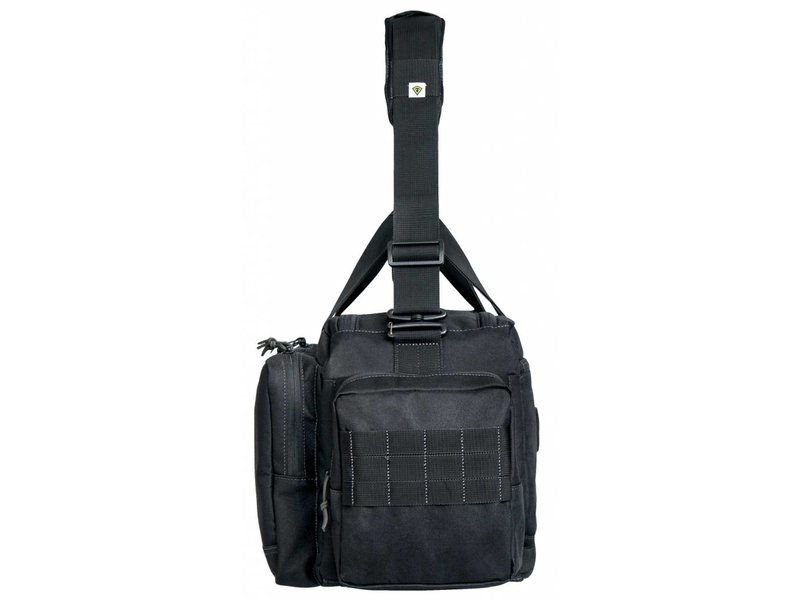 First Tactical Recoil Range Bag (Black)