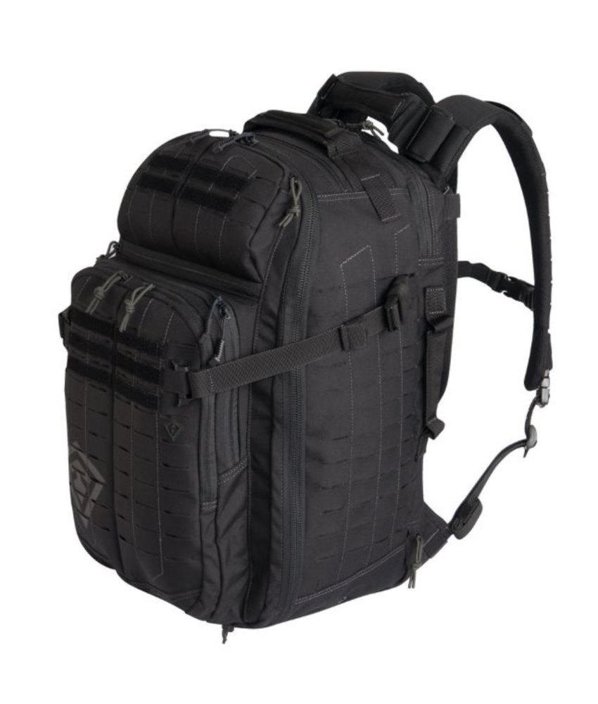 First Tactical Tactix 1-Day Plus Backpack (Black)
