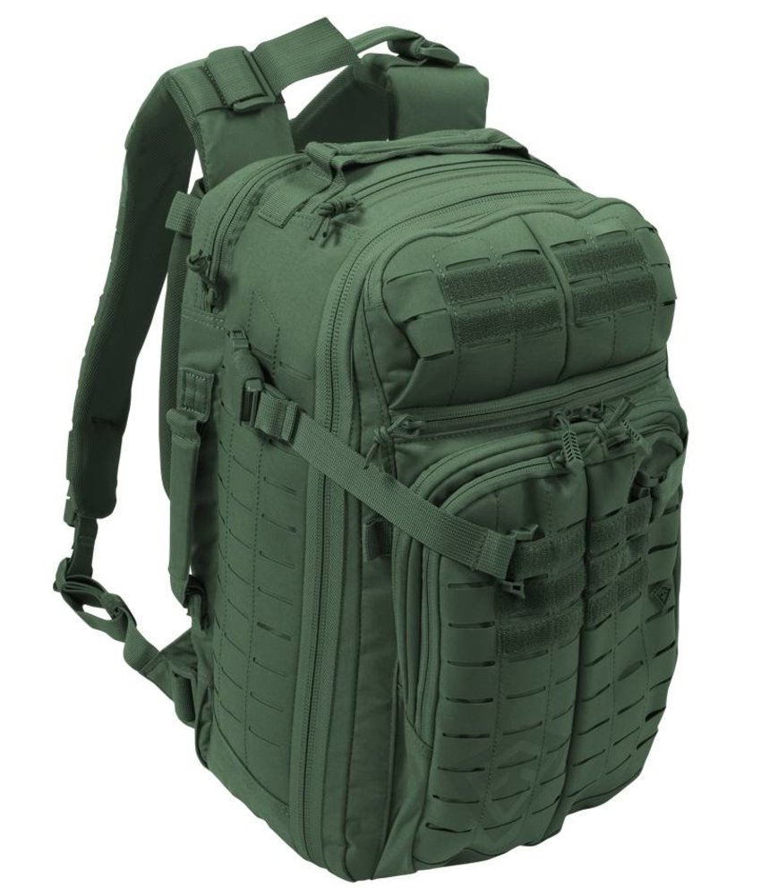 First Tactical Half-Day Backpack (Olive)