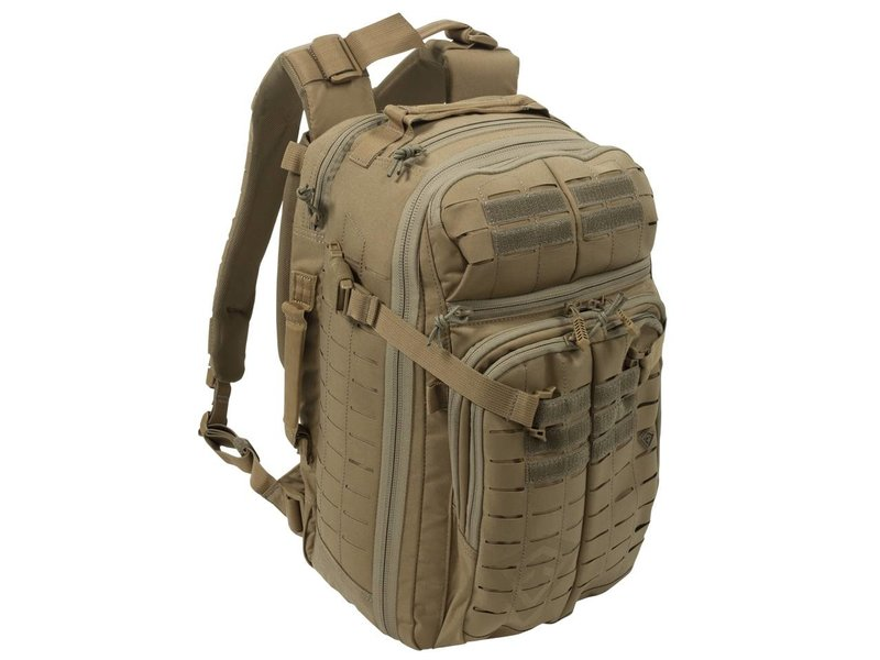 First Tactical Half-Day Backpack (Coyote)