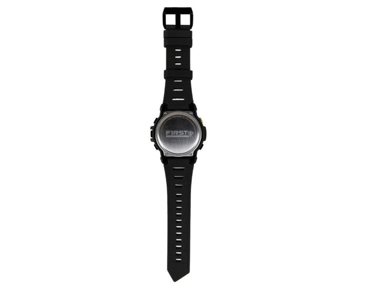 First Tactical Canyon Digital Compass Watch (Black)