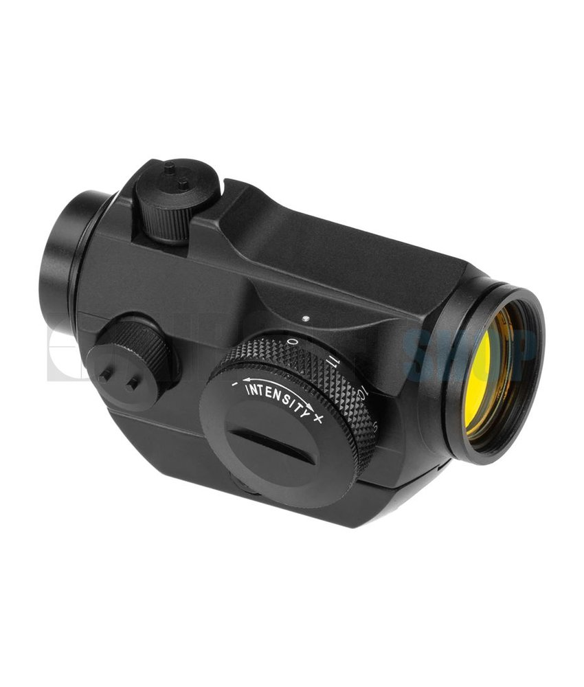 Element T2 Red Dot (Black)