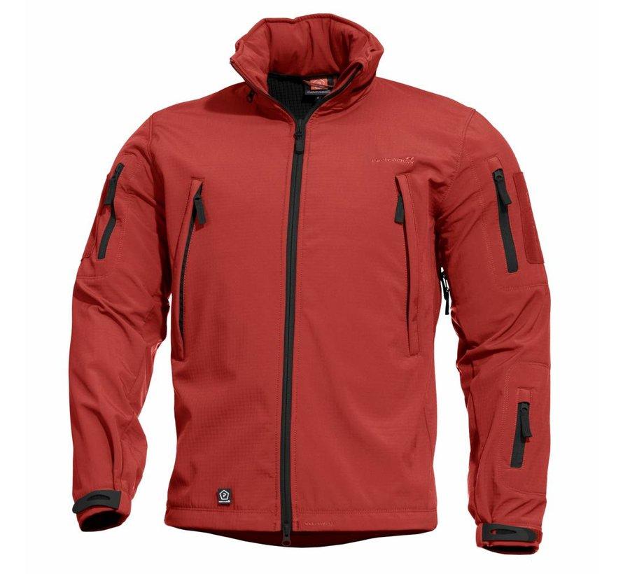 Artaxes Softshell Jacket (Red)