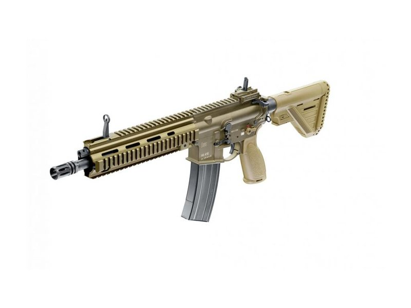 VFC HK416 A5 GBBR (Tan)