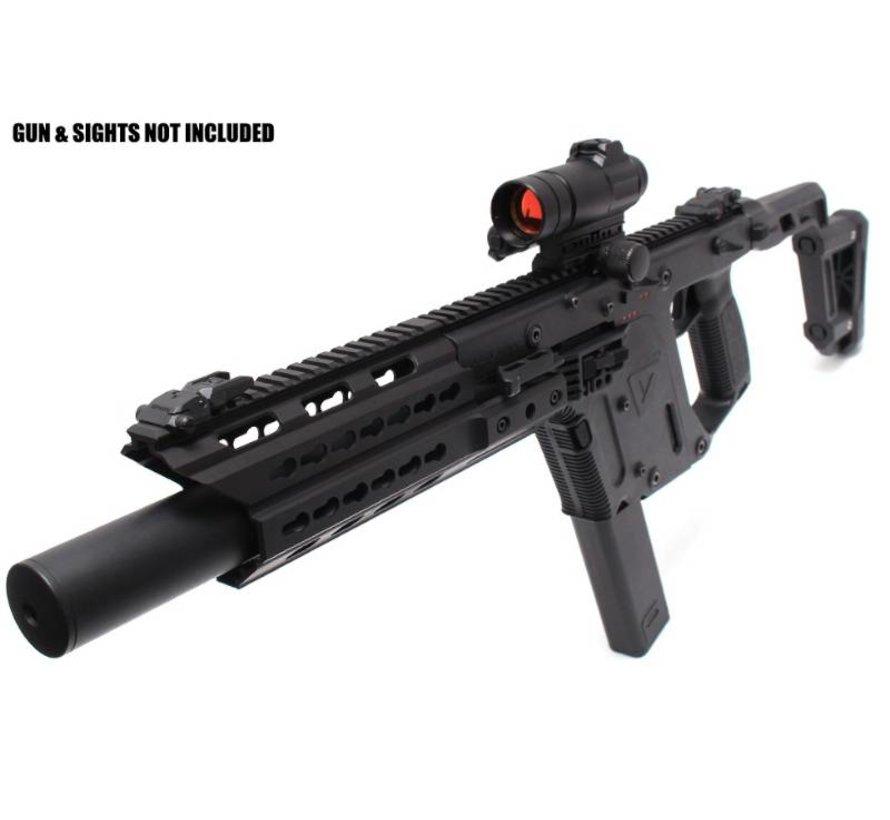 Nitro.Vo Krytac Kriss Vector Keymod Handguard Medium (190mm)
