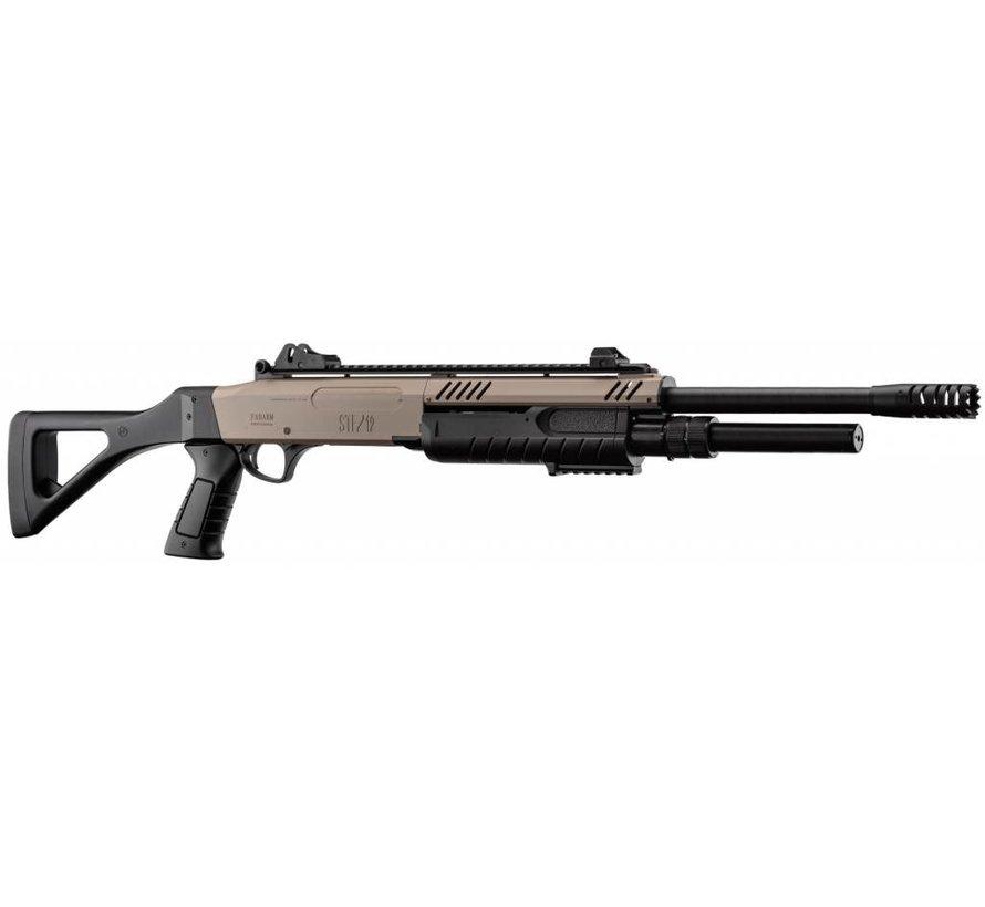 FABARM STF/12-18 Spring Shotgun (Dark Earth)