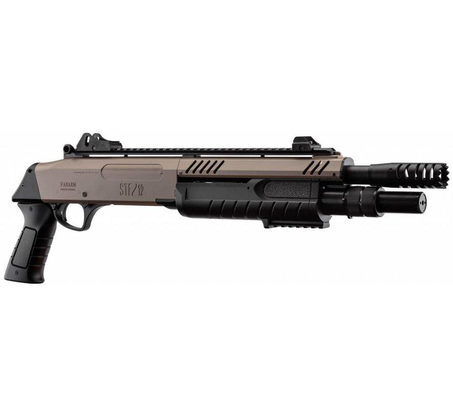 FABARM STF/12-11 Short Spring Shotgun (Dark Earth)