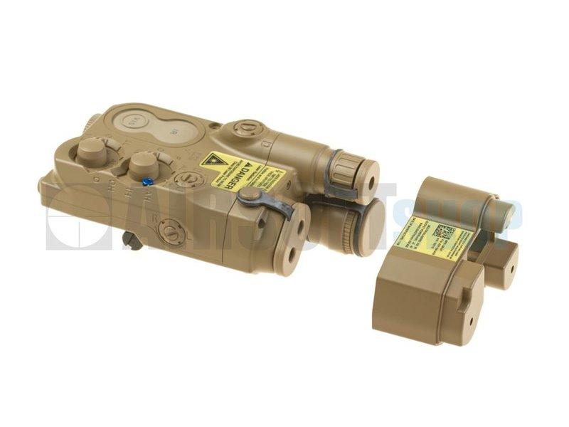 Tokyo Marui AN/PEQ-16 Battery Case (Dark Earth)