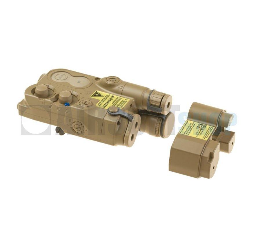 AN/PEQ-16 Battery Case (Dark Earth)
