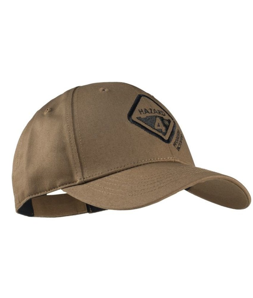 Hazard 4 Logo Tactical Base Cap (Coyote)