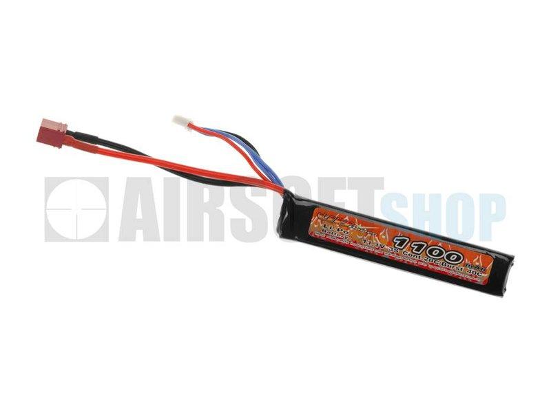 VB Power LiPo 11.1V 1100mAh 20C Stick Type (Deans)