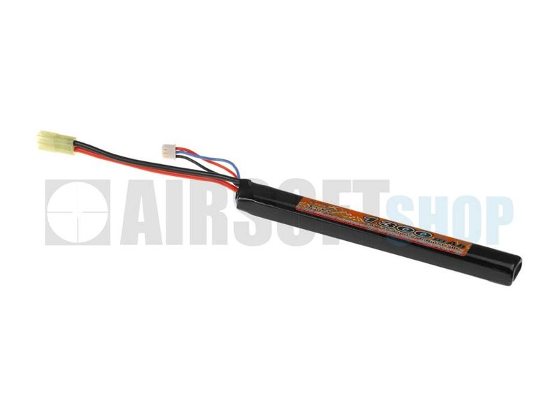 VB Power LiPo 7.4V 1300mAh 25C AK Series Stick Type