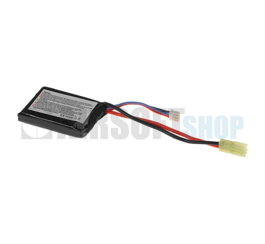 LiPo 7.4V 1500mAh 20C PEQ Type