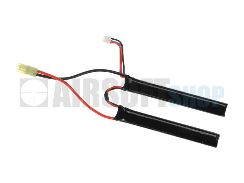 VB Power LiPo 7.4V 1300mAh 25C Nunchuck Type