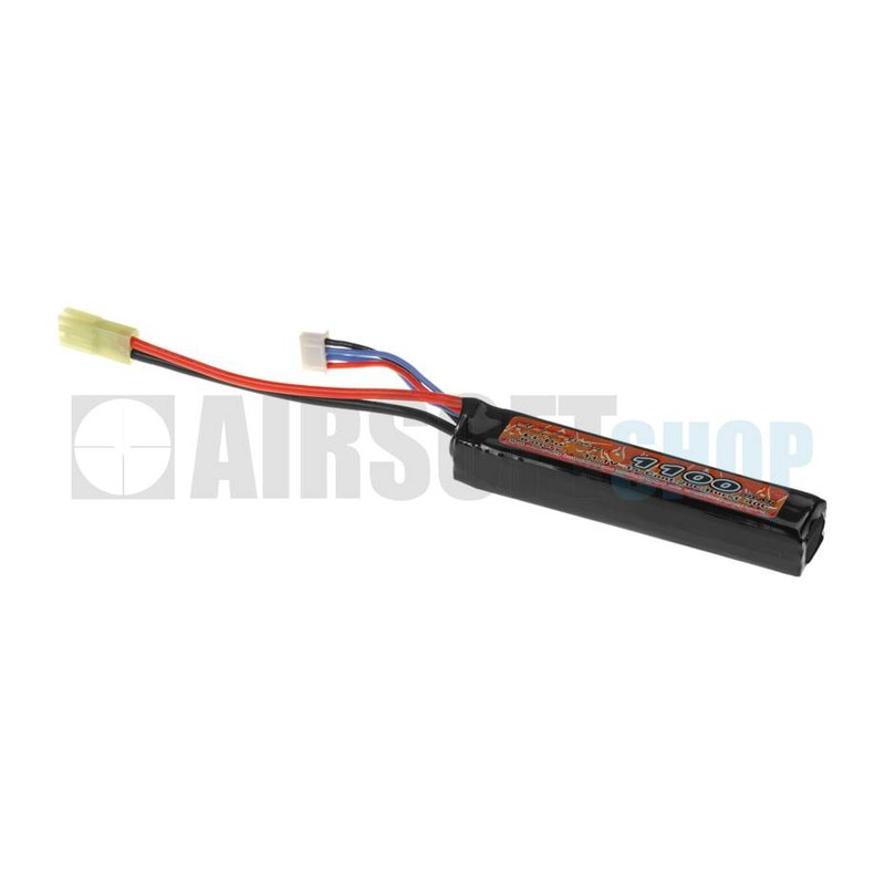 VB Power LiPo 11.1V 1100mAh 15C Stick Type