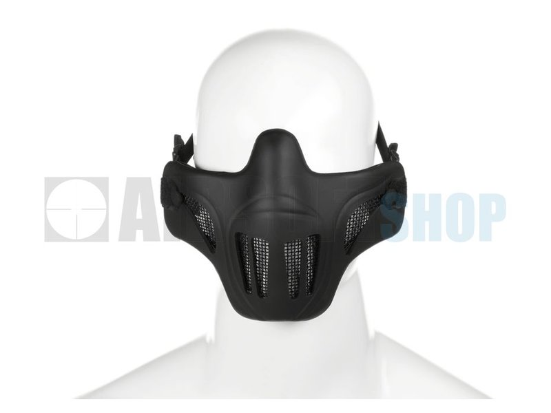 Big Dragon Ghost Recon Mesh Face Mask (Black)