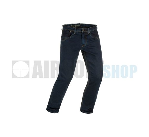 Claw Gear Blue Denim Tactical Flex Jeans (Midnight)