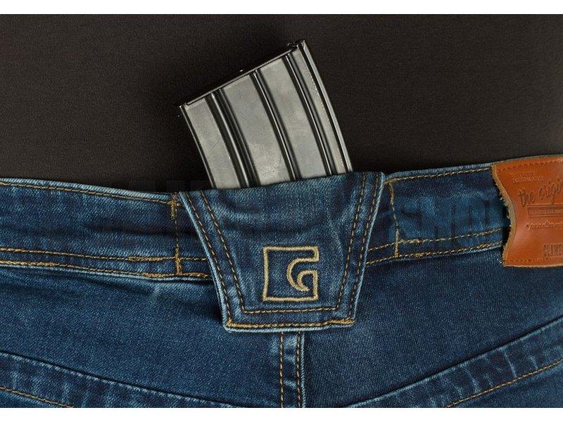 Claw Gear Blue Denim Tactical Flex Jeans (Sapphire)