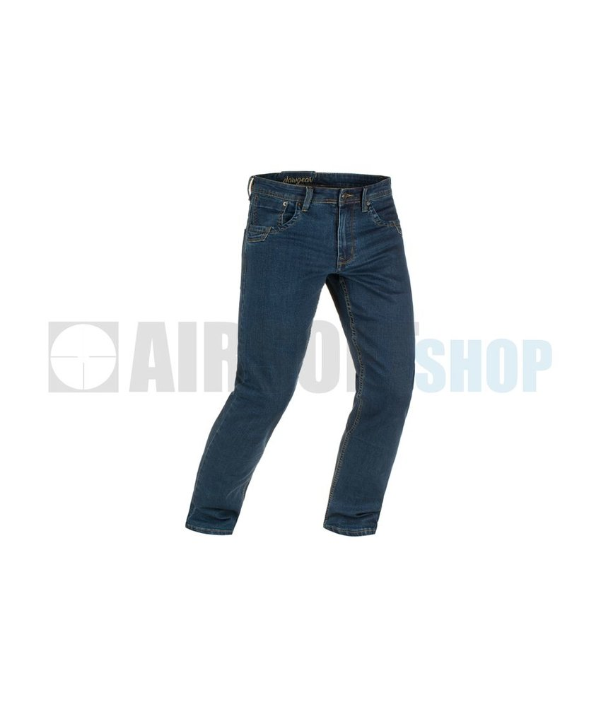 Claw Gear Blue Denim Tactical Flex Jeans (Sapphire)