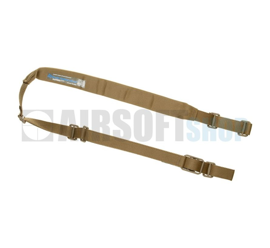 Vickers Combat Application Sling Padded (Coyote)