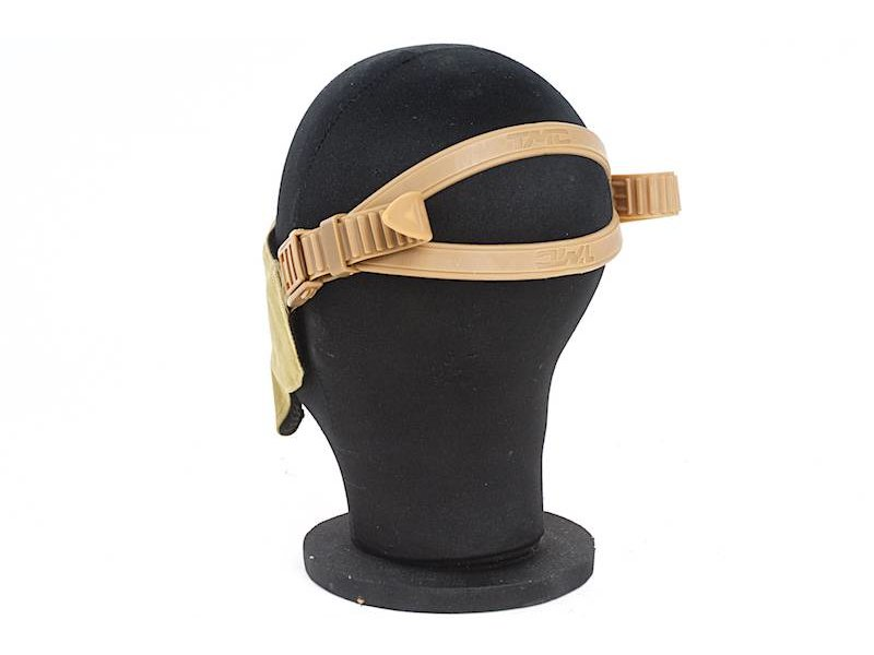 TMC PDW Soft Slide 2.0 Mesh Mask (Khaki)